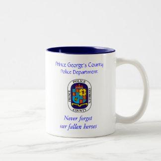 PGPD Heroes mug