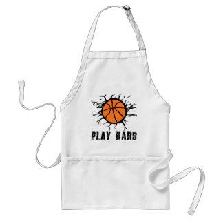 PH: Basketball Adult Apron