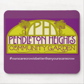 PH Community Garden Mouse Pad