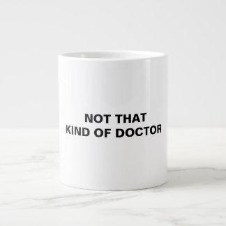 Ph.D. 20 Oz Large Ceramic Coffee Mug