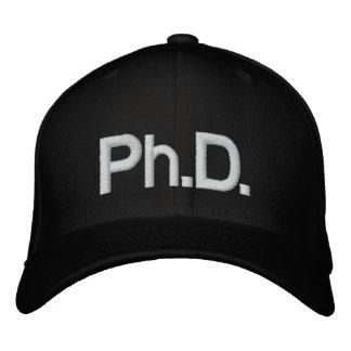 Ph.D. Gorra De Béisbol