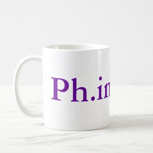 Ph.inishe.d taza de 15 onzas