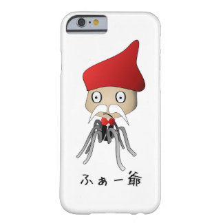 Pha-Gee and the personified bacteriophage. Barely There iPhone 6 Case