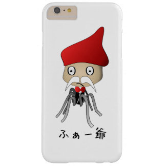 Pha-Gee and the personified bacteriophage. Barely There iPhone 6 Plus Case