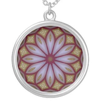 Pha Nam Yoi 4 Round Pendant Necklace