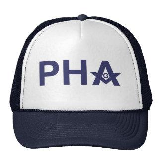 PHA TRUCKER HAT