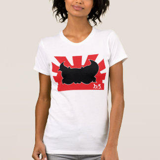Phadiair Bunsai Serie 'Shokio' (Woman) T-shirt
