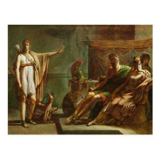 Phaedra and Hippolytus, 1802 Postcard