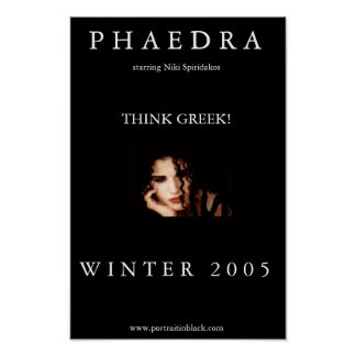 Phaedra Film Poster