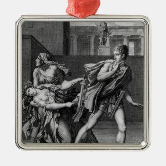 Phaedra, Oenone e Hippolytus Ornamento Para Reyes Magos