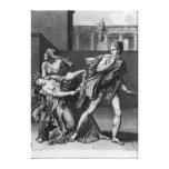 Phaedra, Oenone e Hippolytus Lienzo Envuelto Para Galerias