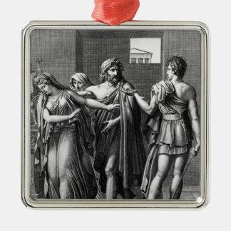 Phaedra, Theseus e Hippolytus Ornatos