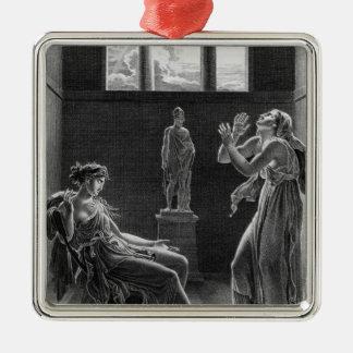 Phaedra y Oenone, ejemplo del acto I Adorno Para Reyes