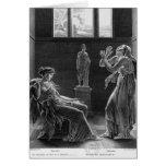Phaedra y Oenone, ejemplo del acto I Tarjetón
