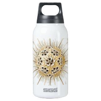 PHAEODARIA Ernst Haeckel Kunstformen der Natur Insulated Water Bottle