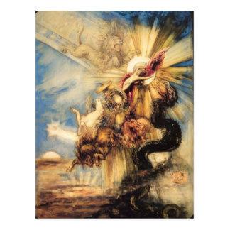 Phaethon de Gustave Moreau Tarjeta Postal