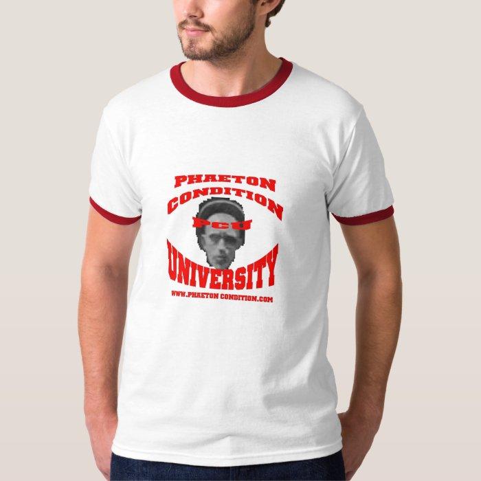 Phaeton Condition University Red Ringer Tee