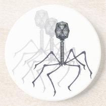 Phage Coasters