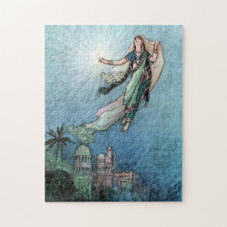 Phakir Chand by Warwick Goble Jigsaw Puzzle