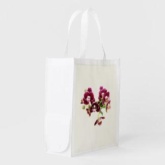 Phal. Lioulin Sparrow Reusable Grocery Bags