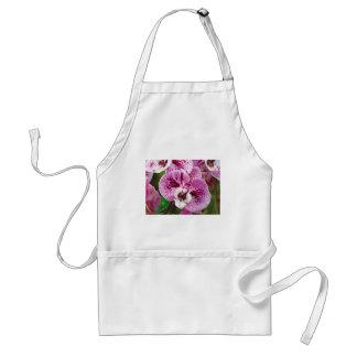 Phalaenopsis flower adult apron