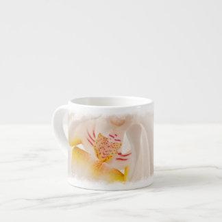 Phalaenopsis Moth Orchid Espresso Cup