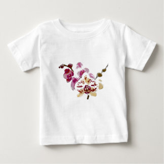 Phalaenopsis Orchid Flower Bouquet Baby T-Shirt