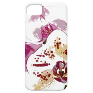 Phalaenopsis Orchid Flower Bouquet iPhone SE/5/5s Case