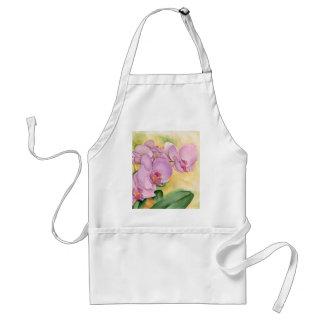 Phalaenopsis Orchid Flowers - Multi Adult Apron