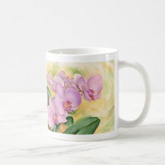 Phalaenopsis Orchid Flowers - Multi Classic White Coffee Mug