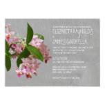 Phalaenopsis Orchid Wedding Invitations Custom Invitation