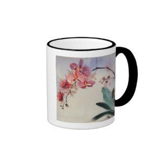 Phalaenopsis Ringer Coffee Mug