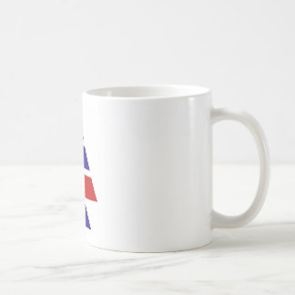Phalange Classic White Coffee Mug