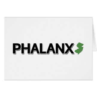 Phalanx, New Jersey Card