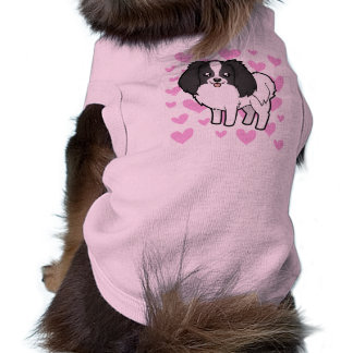 Phalene / Japanese Chin Love Tee