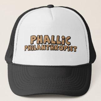 Phallic Philanthropist Trucker Hat