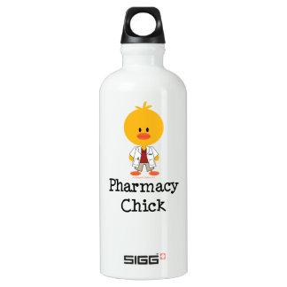Phamacy Chick Water Bottle