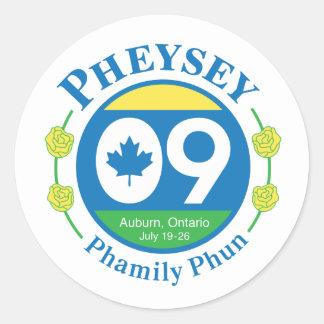 Phamily Phun Sticker - Large