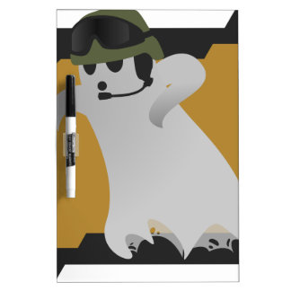 PhanTactical Basic Template Items Dry-Erase Board
