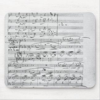 Phantasiestucke, Opus, for piano Mouse Pad