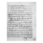 Phantasiestucke, opus, para el piano postales