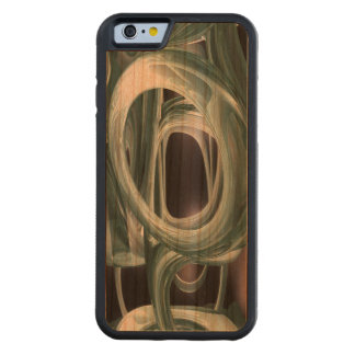 Phantasm Abstract Carved Cherry iPhone 6 Bumper Case