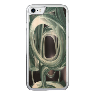 Phantasm Abstract Carved iPhone 8/7 Case