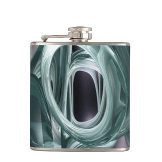 Phantasm Abstract Flask