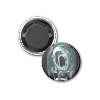 Phantasm Abstract Refrigerator Magnets