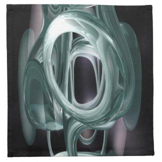 Phantasm Abstract Napkin