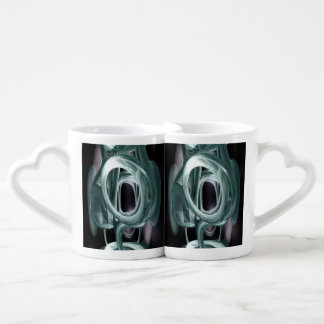 Phantasm Abstract Lovers Mugs