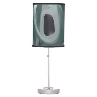 Phantasm Pastel Abstract Desk Lamps
