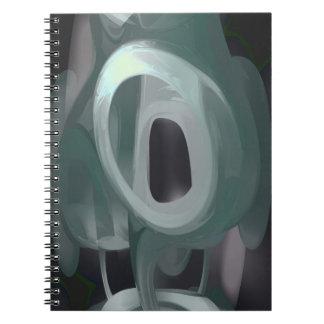Phantasm Pastel Abstract Journal