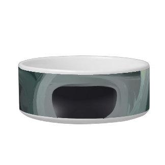 Phantasm Pastel Abstract Pet Food Bowls